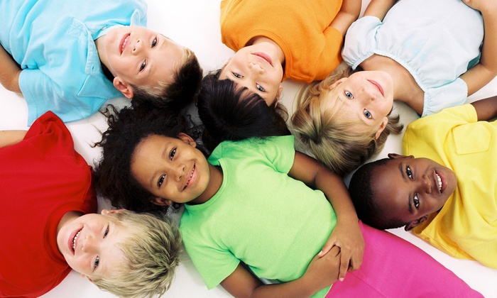 Club 4 Kids - Littleton: Parent's Night Out Child Care for One or Two Kids or $50 for $100 Worth of Child care Services at Club 4 Kids