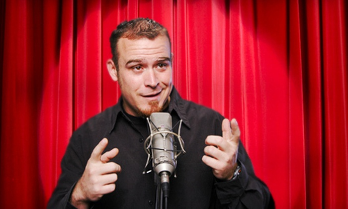 Comedy Show - ACES Comedy Club: Comedy Show for Two or Four at Aces Comedy Club (Up to 53% Off)