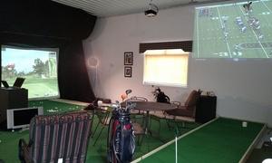 Full Swing Golf Center: Five Indoor Golf Passes at Full Swing Golf Center (50% Off)