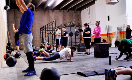 10 or 20 Crossfit Classes at Crossfit Pandora's Box (Up to 71% Off)