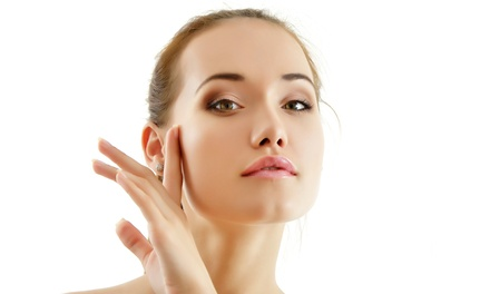 $49 for One Facial and One Manicure at Laser Spot ($100 Value)