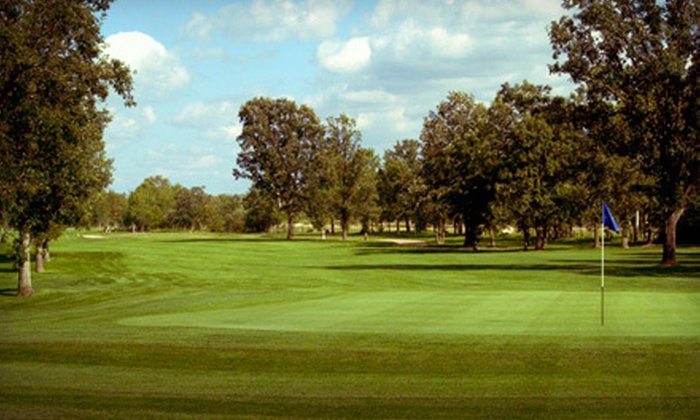 Oakwood Golf Course - St Anne: 18-Hole Round of Golf for Two or Four with Cart Rental at Oakwood Golf Course (Up to 51% Off)