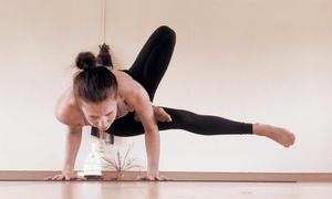 Eugene Yoga: 10 or 20 Yoga Classes or One Month of Unlimited Classes at Eugene Yoga (Up to 79% Off)