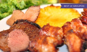 Braza Grill: $11 for $20 Worth of Brazilian Food and Drinks at Braza Grill