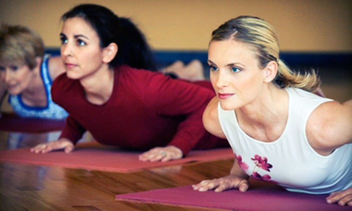 St. Paul Yoga Center - Lexington-Hamline: $34 for Six Classes at St. Paul Yoga Center ($102 Value)