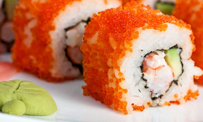 Fujiyama - Hillwood: $15 for $30 Worth of Sushi and Japanese Cuisine at Fujiyama