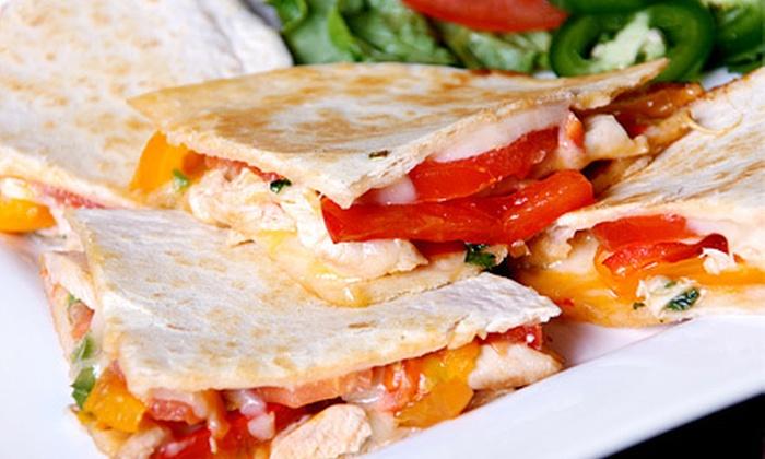 Mi Patio Mexican Food Restaurant - Encanto: $10 for $20 Worth of Mexican Food and Drinks at Mi Patio Mexican Food Restaurant