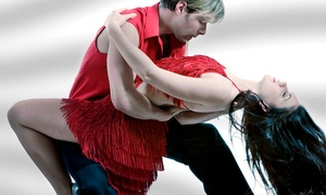 Red Hat Salsa: Red Hat Salsa: Three (£6), Five (£9) or Ten (16) 60-Minute Salsa Classes (Up to 79% Off)