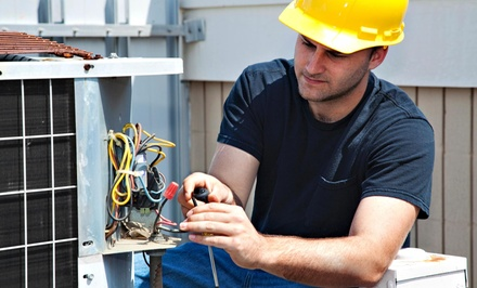 HVAC Cleaning and Inspection from Britton Services Heating and Air (47% Off)