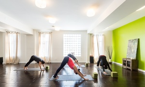 Yoga in the Heights: Up to 79% Off 5 or 10 Yoga Classes at Yoga in the Heights