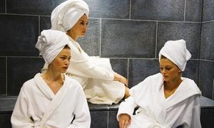 Hammam La Sultane: Toegang tot hamam en sauna voor 1 of 2 personen vanaf € 9,90 in 'Hammam La Sultane'