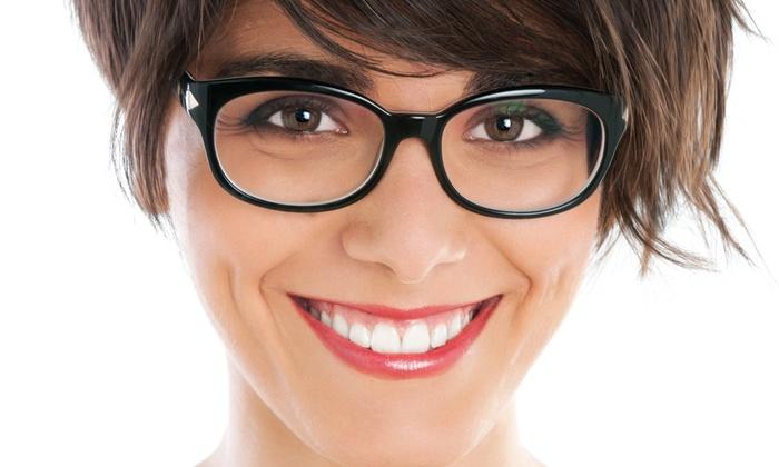 Eye Optics - Aventura: Credit Toward Non-Prescription Sunglasses or Prescription Eyeglasses at Eye Optics (Up to 75% Off)