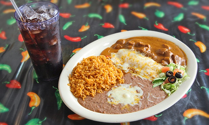 Marianito's Extreme Tex-Mex Grill - San Antonio: $10 for $20 Worth of Tex-Mex Food at Marianito's Extreme Tex-Mex Grill