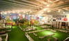 Up to 49% Off Beer and Mini Golf at Flatstick Pub