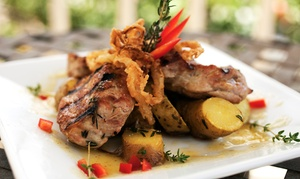 Café Cuisine At 49 West (50% Off). Three Options Available.