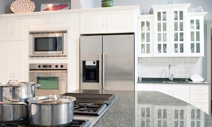 Apple Remodeling - Baltimore: $6,999 for Complete Kitchen Remodel from Apple Remodeling ($12,000Value)