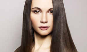 Runway Hair Salon: Haircut and Deep Conditioner with Optional Partial or Full Highlights at Runway Hair Salon (Up to 64% Off)