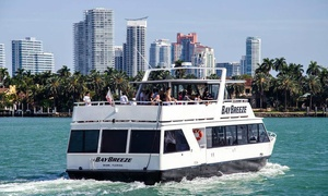 Bayride Tours: Sightseeing Boat Cruise for One, Two, or Four from Bayride Tours (Up to 41% Off)