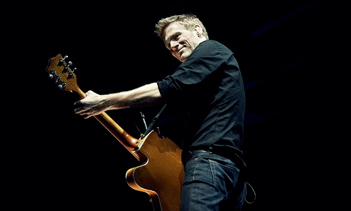 Bryan Adams - The Chicago Theatre: Bryan Adams at The Chicago Theatre on October 20 at 8 p.m. (Up to 50% Off)