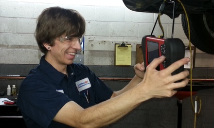 Up to 53% Off State inspections at Certified Automotive