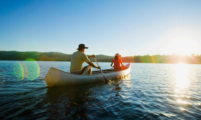 Canoesport Outfitters - Indianola: Admission to Iowa Paddle and Pedal Expo for Two or Four People at Canoesport Outfitters (50% Off)