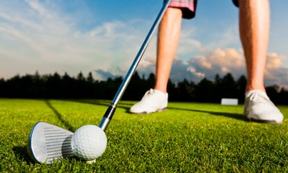 18 Holes of Golf for Two or Four at The Three Locks Golf Club (Up to 56% Off)