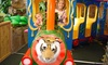 Indoor Safari Park - Flower Mound: $6 for Kids' Outing with Rides and Access to Play Areas at Indoor Safari Park ($6 Value)