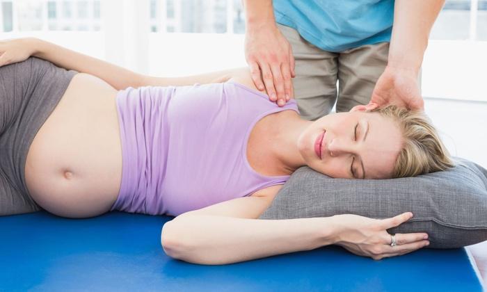 Pancitas Ultrasound 2D/3D/4D & Prenatal Massage - Multiple Locations: Prenatal Massage with Optional Ultrasound at Pancitas Ultrasound 2D/3D/4D & Prenatal Massage (Up to 53% Off)