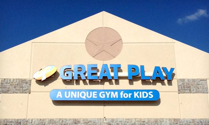 Great Play of Cypress - Stone Gate: $60 for $120 Worth of Childcare Services at Great Play of Cypress