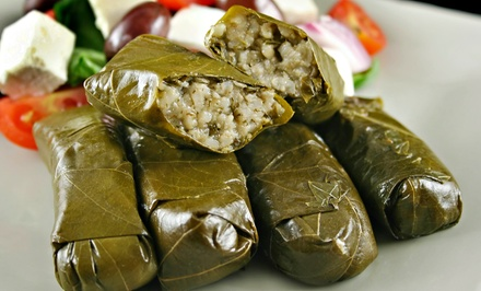 One or Two Groupons, Each Valid for $20 Worth of Lebanese Food at Ozzy's Kabob (40% Off)