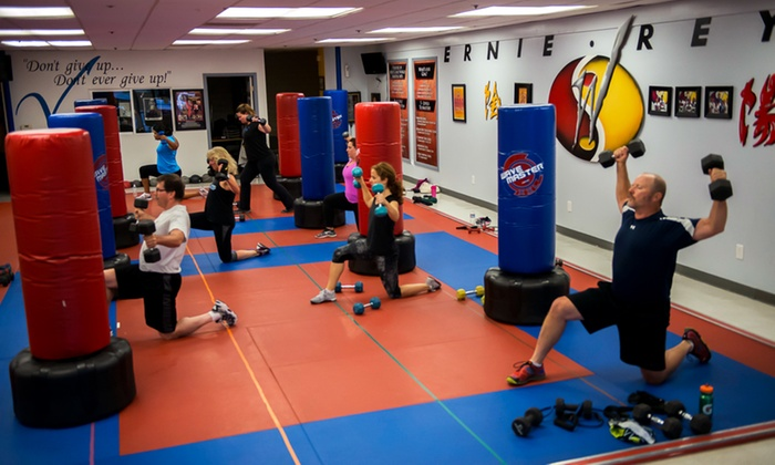 Heartbeat For Health - Heartbeat For Health: Four or Eight Weeks of Indoor Group Fitness Training at Heartbeat For Health (Up to 56% Off)
