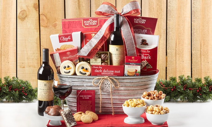 1-800-Baskets.com: Holiday and Special Occasion Gift Baskets from 1-800-Baskets.com (50% Off)