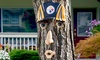 NFL Forest Face Outdoor Decor
