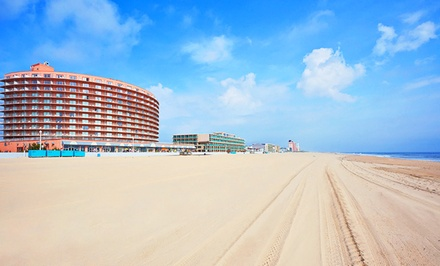 Stay at Grand Hotel & Spa in Ocean City, MD. Dates into December.