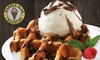 Marble Slab Creamery - Riverbend Plaza: Two Belgian Waffle Delights, Two Medium Cones, or Two To-Go Litres at Marble Slab Creamery (Up to 53% Off)