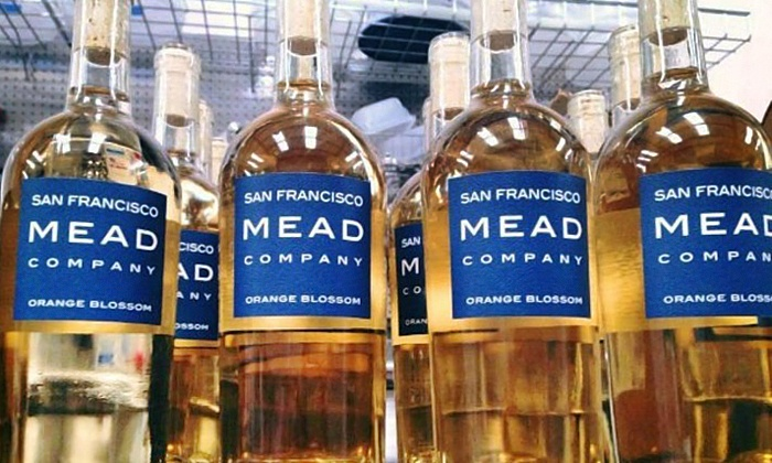 The San Francisco Mead Company - Bayview: 1-Hour Meet the Maker Tasting Tour for 2 or 4 with Souvenir Glasses at The San Francisco Mead Company (Up to 54% Off)