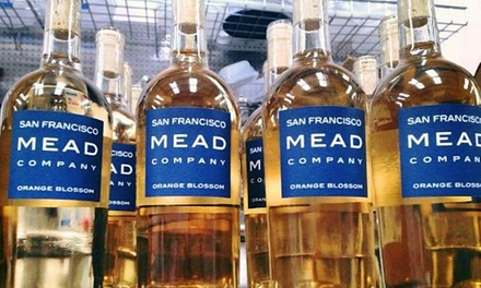 "Up to 39% Off ""Meet the Mead Maker"" Tasting Tour"
