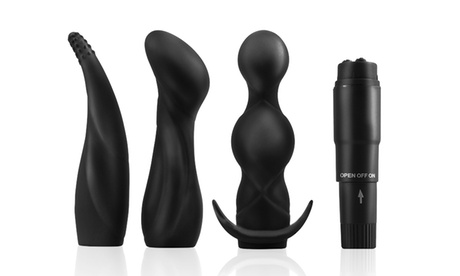 Pipedream Anal Fantasy Vibrator with Attachments fd872e68-d03b-11e5-bcdc-002590980a5a