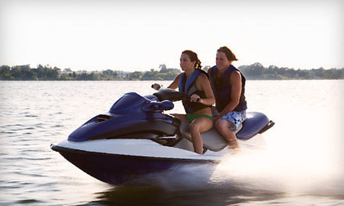 Ride-A-Wave - Boca Raton: 60- or 90-Minute WaveRunner Ride at Ride-A-Wave in Boca Raton (Up to 52% Off)