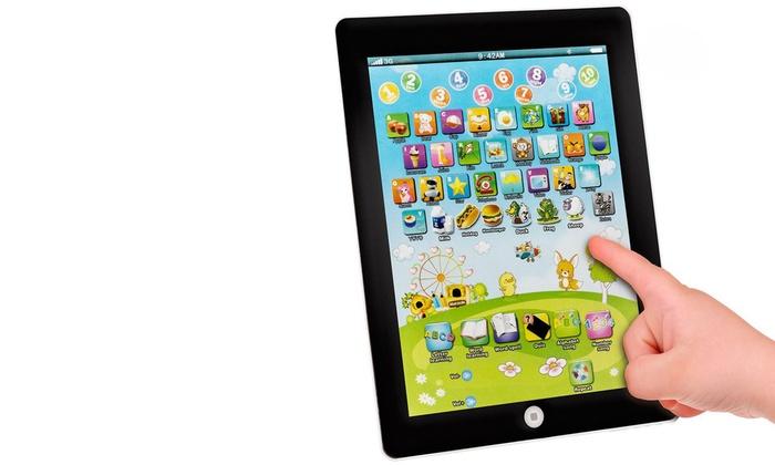 Children's Multimedia Learning Tablet Toy