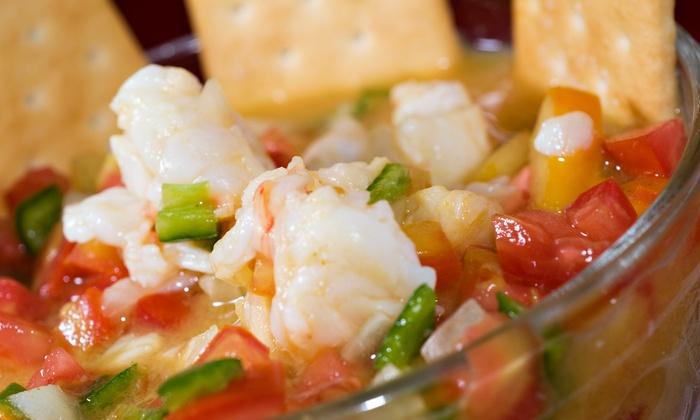 El Cebiche De Waldito - El Ceviche De Waldito : Peruvian Lunch Buffet for 2 or 4, Dinner For 2 or 4, or Catering at El Ceviche De Waldito (Up to 50% Off)