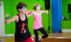 Brickhouse: 5 or 10 Dance and Fitness Classes at Brickhouse (Up to 51% Off)