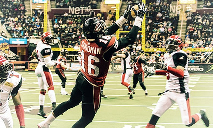 Cleveland Gladiators - Quicken Loans Arena: Cleveland Gladiators Arena Football League Game on June 29, July 6, or July 20 at Quicken Loans Arena (Up to 68% Off)
