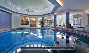 Gran Hotel Terme & Spa: Ingresso in spa con day use, massaggio relax, pranzo, per una o 2 persone al Gran Hotel Terme & Spa (sconto fino a 44%)