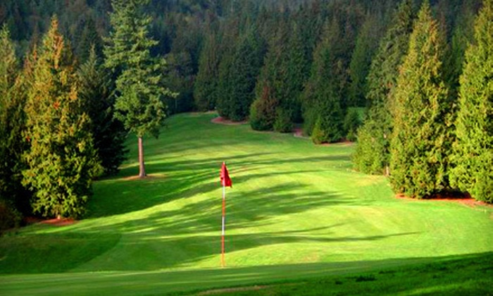 Eighteen Pastures Golf Course and Tall Timber Golf Course - Multiple Locations: Weekday or Weekend Golf Outing for Two at Eighteen Pastures Golf Course or Tall Timber Golf Course (Up to 51% Off)