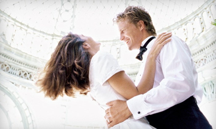 Arthur Murray - Victoria: $89 for Six- Class Wedding Dance Package at Arthur Murray ($200 Value)