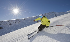 Mountain Sports Club: $19 for Discounted Ski Lift Tickets, Lodging, and More at Over 100 US and Canada Locations ($49.95 Value)