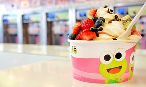 Sweet Frog Premium Frozen Yogurt: $12 for Four Groupons, Each Good for $5 Worth of Treats at Sweet Frog Premium Frozen Yogurt ($20 Total Value)
