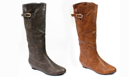 Women's Tall Riding Boots
