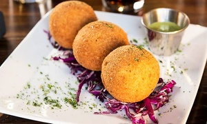 Baracoa Lounge: Cuban Food, Tapas, and Wine at Baracoa Lounge (Up to 42% Off). Four Options Available.